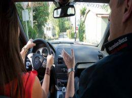 Eyüp Yoğun Trafikte Direksiyon Dersi